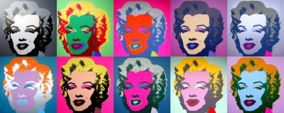 andy-warhol-marilyn-series