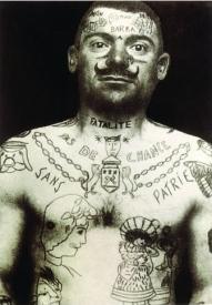 apache tatoué