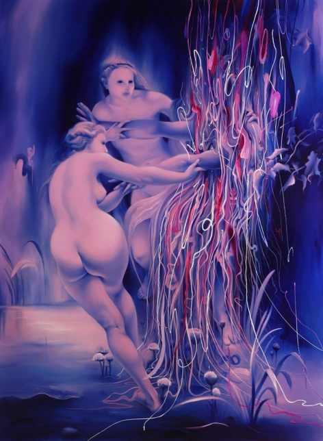 Michael Page 1979 - American Pop Surrealism painter - Tutt'Art@ (13)-3.jpg