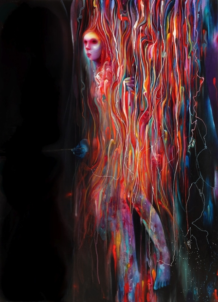 Michael Page 1979 - American Pop Surrealism painter - Tutt'Art@ (14)-4.jpg